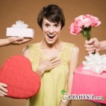 Как удивить женщину в праздник Восьмое марта?