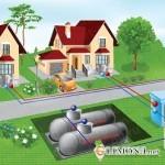 Устройство системы автономного газоснабжения