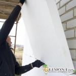 Что нужно знать при утеплении стен пенопластом?