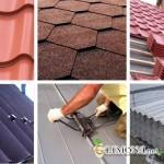 Как выбрать кровельный материал для строительства крыши