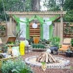Отдых и кулинария в загородном доме