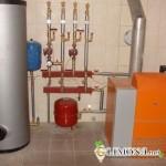 Газовые баллоны в частном доме