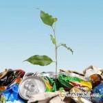 Экологическая переработка за городом