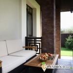 Загородная идиллия – мебель в интерьере дачи