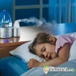 Как облегчить состояние ребенка при соплях