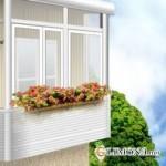 Остекление балконов – простое решение жилищных проблем