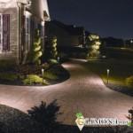 Сочетаемость ландшафтного дизайна с интерьером загородного дома