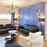 Цвета в дизайне интерьера дома
