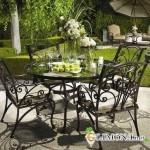 Кованые изделия для интерьера и сада