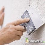 Подготовка стен к покраске с помощью шпатлевки