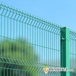 3D ограждения - оригинальный вариант для обустройства участка