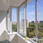 Для чего производят остекление балконов и лоджий?