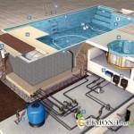 «Умная» техника для подогрева воды в бассейне