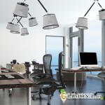 Светильники - изящная деталь интерьера