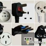 Розетки разных стандартов в интернет-магазине ksimex-electro.com.ua