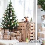 Где можно купить наилучший новогодний декор для дома?